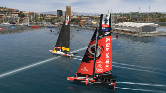 9cef911f8cfd5 36th America's Cup presented by PRADA